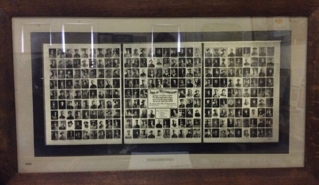 Photo: Image of 1919 Collective Photograph - image held by Williamstown Historical Society